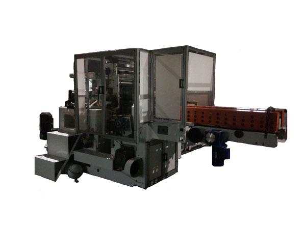 Tissue paper packing machine - shrinking wrap machine